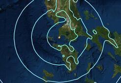 Filipinlerde 6,3 büyüklüğünde şiddetli deprem