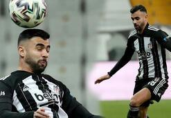 Beşiktaşta Ghezzal, Caner Erkini yakaladı