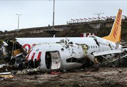 Son dakika Sabiha Gökçen Havalimanındaki uçak kazasıyla ilgili karar