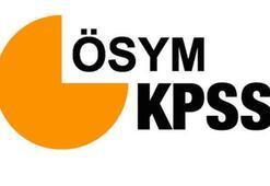 KPSS tercih tarihleri belli oldu KPSS tercihleri nasıl yapılır