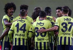 Fenerbahçe revire döndü 14 haftada...