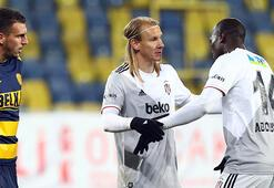 Son dakika - Beşiktaşta Vida fırtınası Hırvatistanı salladı...