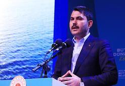 Bakan Kurum açıkladı 5 yılda 1,5 milyon konut...
