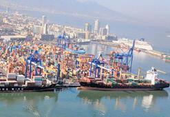 İzmir limanları Türkiye'yi uçurur