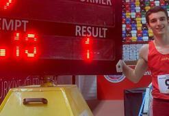 Milli atletlerden rekor üstüne rekor