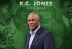 Boston Celticsin efsane isimlerinden KC Jones hayatını kaybetti