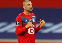 Son dakika | Fransa Ligine damga vuran olay Burak Yılmaz penaltı sonrası hakemi uyarıp...