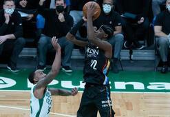 NBAde Nets, Celticsi rakip sahada devirdi