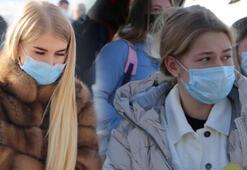 Ukraynadan Erzuruma 190 kişilik kafile geldi