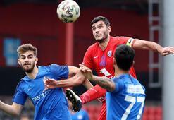 Tuzlaspor-Altınordu FK: 4-1