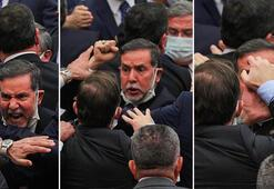 Son dakika... Mecliste yumruklu kavga TBMM Başkanvekili: İstenmeyen hadiseler yaşandı