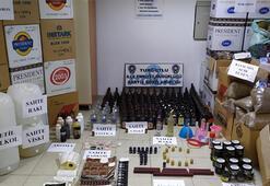 Yılbaşı öncesi sahte içki operasyonları sürüyor Gözaltına alındılar