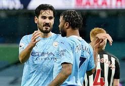 İlkay Gündoğan yazdı, Manchester City kazandı