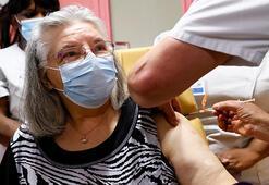 Fransada ilk Kovid-19 aşıları yapıldı