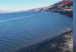 5.3lük depremin ardından oluşan fay kırıkları görüntülendi