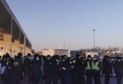 Çinin başkenti Pekinde acil durum ilan edildi