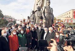 Ata'nın Ankara'ya gelişinin 101. yılı