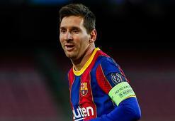 Lionel Messi: Bir gün ABDde oynamak istiyorum