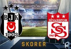 Beşiktaş Sivasspor maçı ne zaman, saat kaçta Beşiktaş - Sivasspor maçı hangi kanalda İşte, muhtemel 11ler