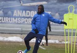 Son dakika   Erzurumsporda ayrılık Ibrahim Sissoko...