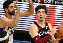 NBAdeki Türk derbisinde gülen taraf Cavaliers