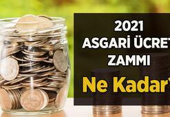 Asgari ücret ne kadar 2021 Son dakika asgari ücret zammı belli oldu, yeni yılda asgari ücret miktarı
