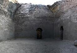 Kazılarında birbiriyle bağlantılı 4 sarnıç bulundu