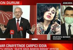 Son dakika... CHPli vekil Pınar Gültekinin babasına davadan vazgeç dedi mi
