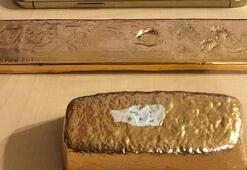 Şırnakta ele geçirildi 2 kilo 351 gram altın...