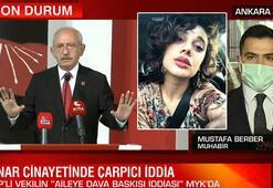 CHPli vekil Pınar Gültekinin babasına davadan vazgeç dedi mi