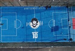 Başkan Dutlulu, Kobe ve Maradona'yı unutmadı