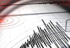 En son nerede, kaç şiddetinde deprem oldu Son depremler güncel ekranı bugün...