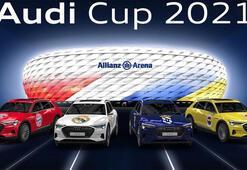 AUDI Cup gerçeği ortaya çıktı