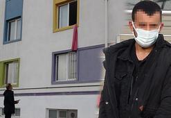 Korona hastası perde yardımı ile yurttan kaçtı