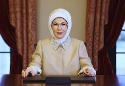Emine Erdoğan 2030 Yolu Sürdürülebilirlik Webinarına katıldı