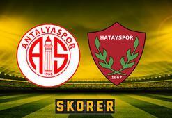 Antalyaspor - Hatayspor maçı ne zaman hangi kanalda saat kaçta