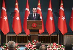 Cumhurbaşkanı Erdoğan aşı ve yüz yüze eğitim için tarih verdi
