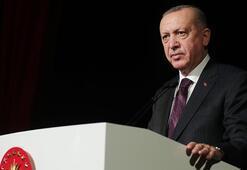 Son dakika...Cumhurbaşkanı Erdoğan: Yeniden ait olduğu topraklara kavuşturduk