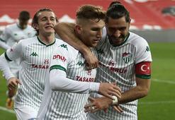 Bursaspor - Eskişehirspor: 2-1