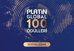 Platin Global 100 Ödülleri sahiplerini buldu