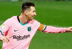 Messi: ABD hayalim hep vardı