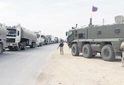 Suriye'de Rusya'nın dikkat çekici hareketliliği