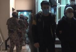 Son dakika... İstanbulda PKK operasyonu: 4 gözaltı