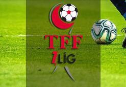 TFF 1. Ligde erteleme maçları yarın yapılacak