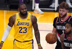 NBAde Lakers bu sezon ikinci kez kaybetti