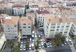 İstanbuldaki korku binası yıkıldı