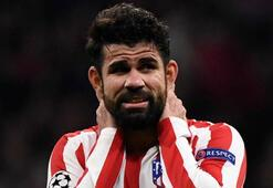 Son dakika haberi | Atletico Madrid Diego Costanın sözleşmesini feshetti