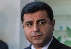 CHP heyeti, eski HDP Eş Genel Başkanı Selahattin Demirtaşı cezaevinde ziyaret etti