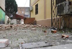 Hırvatistandaki depremde bir çocuk hayatını kaybetti