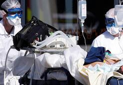 ABDde Kovid-19 nedeniyle hastaneye yatışlarda en yüksek seviye görüldü